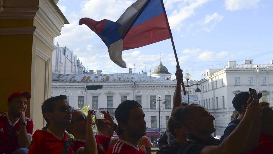 Более половины россиян поверили в победу сборной России над хорватами
