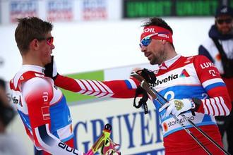 Сергей Устюгов чуть не подрался с Клебо на ЧМ по лыжным гонкам