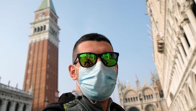 Без римских каникул: коронавирус отпугнул россиян от Италии