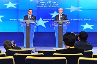Министры финансов ЕС обсуждали создание единого органа банковского надзора 14 часов