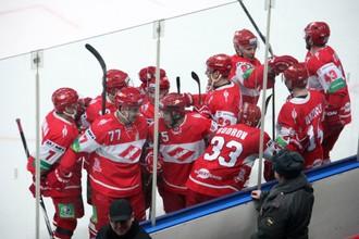 Хоккеисты «Спартака», по всей видимости, поборются в квалификации Кубка Надежды