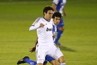 Кака в матче «Реала» на Кубок Испании с «Алькояно»