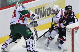 В Челябинске прошел третий матч полуфинальной серии