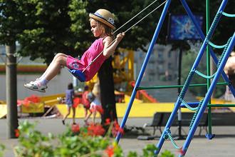 На неделе в Москве пройдут кратковременные грозовые дожди, но будет тепло