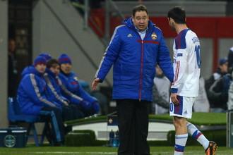 Удаление Алана Дзагоева лишило ЦСКА участия в еврокубках весной
