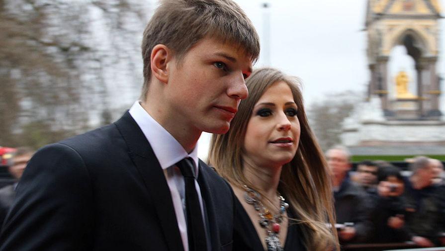Отверг Казьмину: Аршавин и Барановская провели время с дочкой