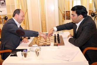 Меценат Олег Скворцов не жалеет денег на шахматы