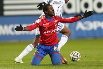 Сейду Думбия летом, скорее всего, покинет ЦСКА