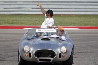 Льюис Хэмилтон стал лучшим британским пилотов в «Формуле-1» по числу побед