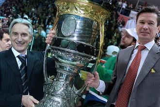 Финал мечты: Зинэтула Билялетдинов против Вячеслава Быкова