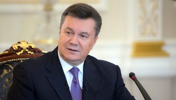 Донецк открыл двери Януковичу