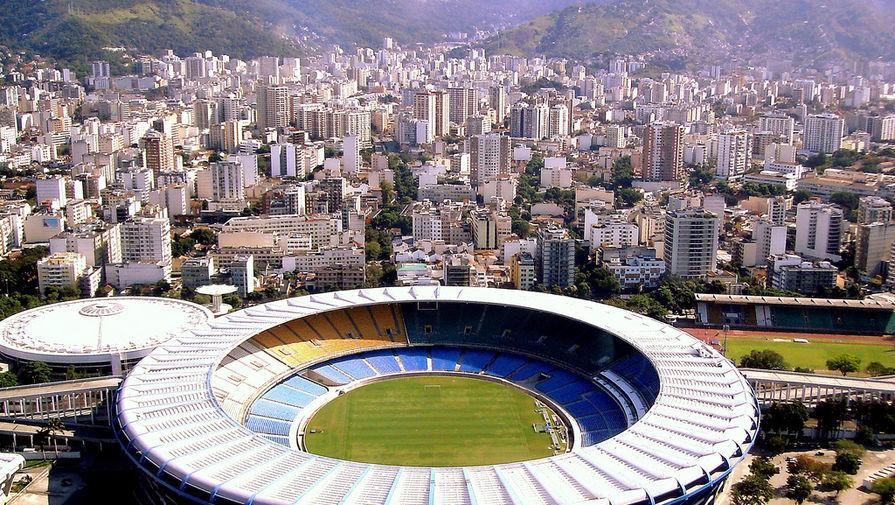 Финал Кубка Америки пройдет в Рио-де-Жанейро