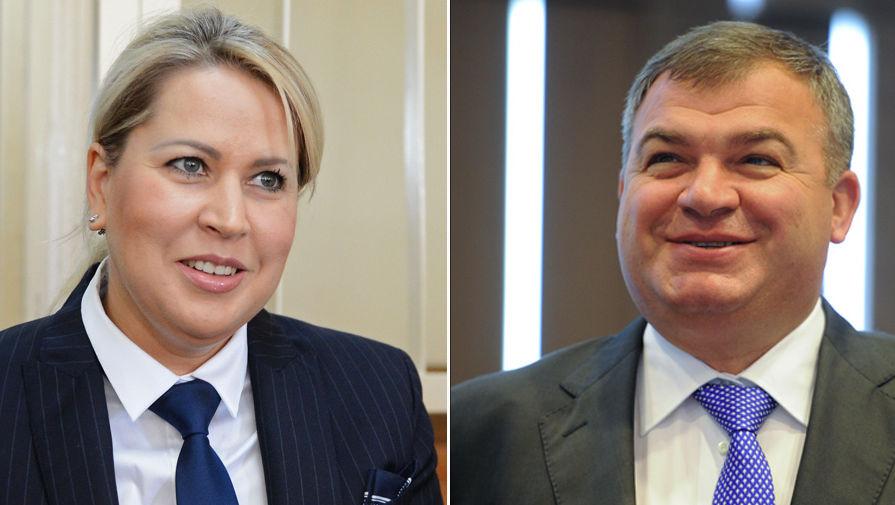 Сердюков и Васильева стали многодетными родителями