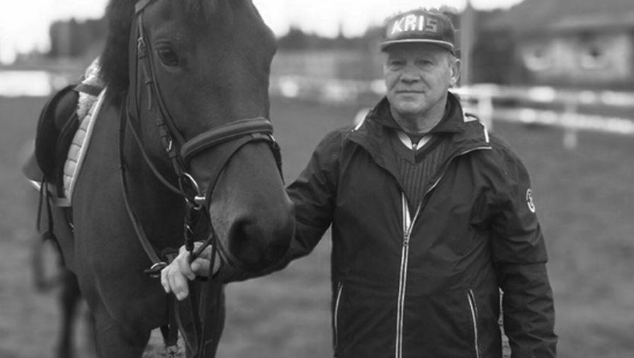Олимпийский чемпион по конному спорту Александр Блинов