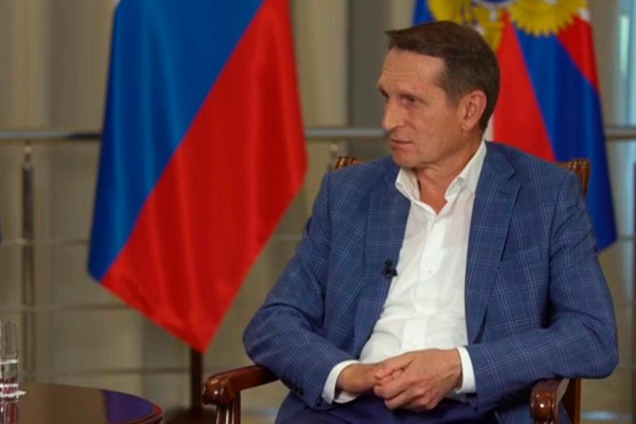 Нарышкин сравнил работу СВР и ЦРУ