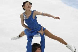 Российская пара продолжит дуэль с действующими чемпионами мира в Квебеке