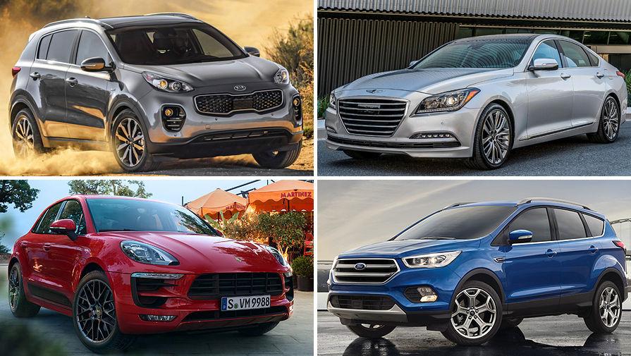 опубликован рейтинг самых надежных автомобилей газетаru