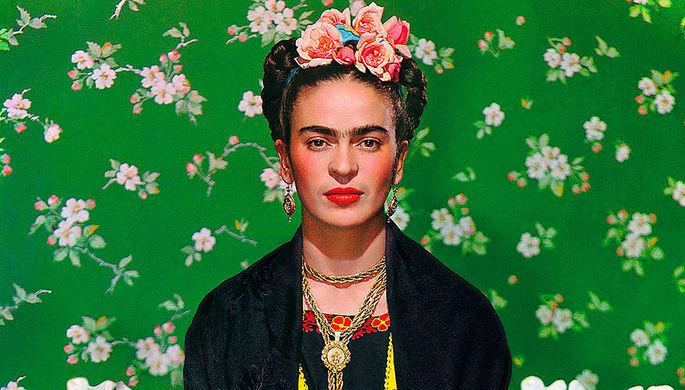 Портрет Фриды Кало