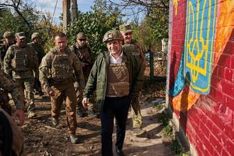 Три шага к миру: как Зеленский хочет решить вопрос Донбасса