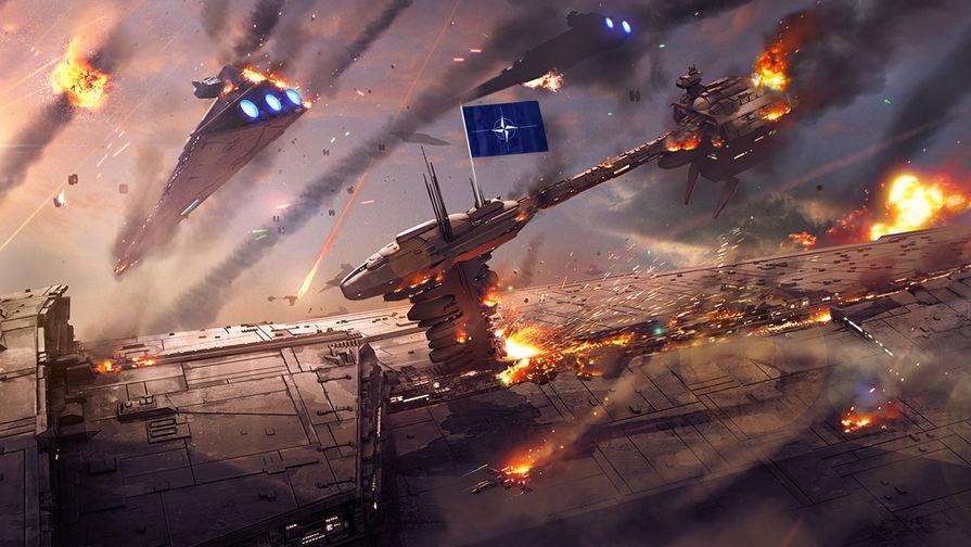Новый фронт: НАТО выходит в космос