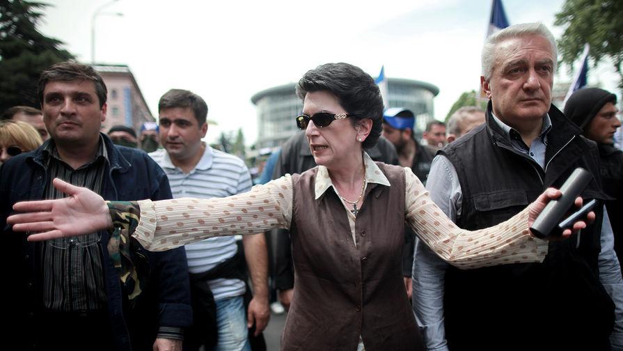 Экс-спикер парламента Грузии объяснила обиду властей на Россию