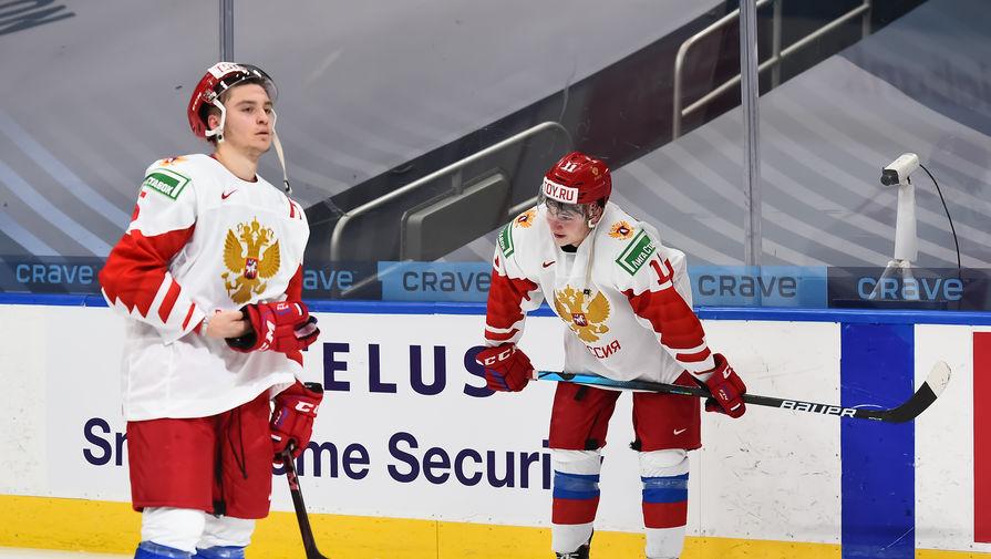Сборная России проиграла Финляндии в матче за третье место МЧМ-2021