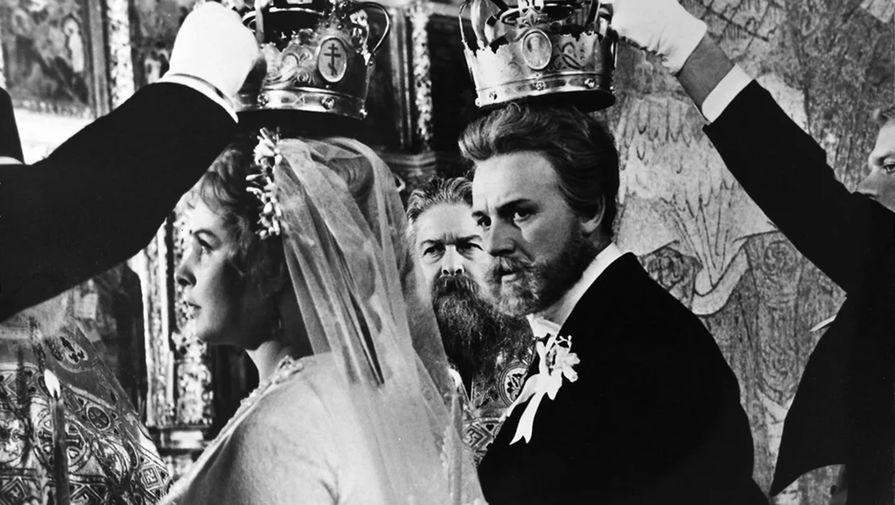 Кадр из фильма «Чайковский» (1970)