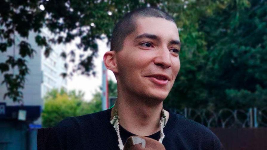 Полиция завела дело о хулиганстве против акциониста Крисевича