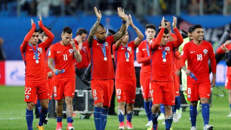 Сборная Чили отказалась проводить матч из-за кризиса в стране