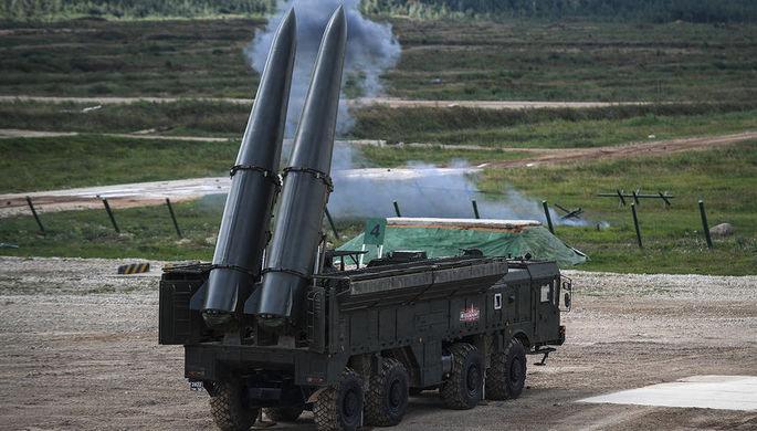 Комплекс «Искандер-М» получит новые ракеты