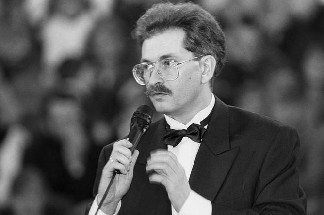 Владислав Листьев (10 мая 1956 — 1 марта 1995)