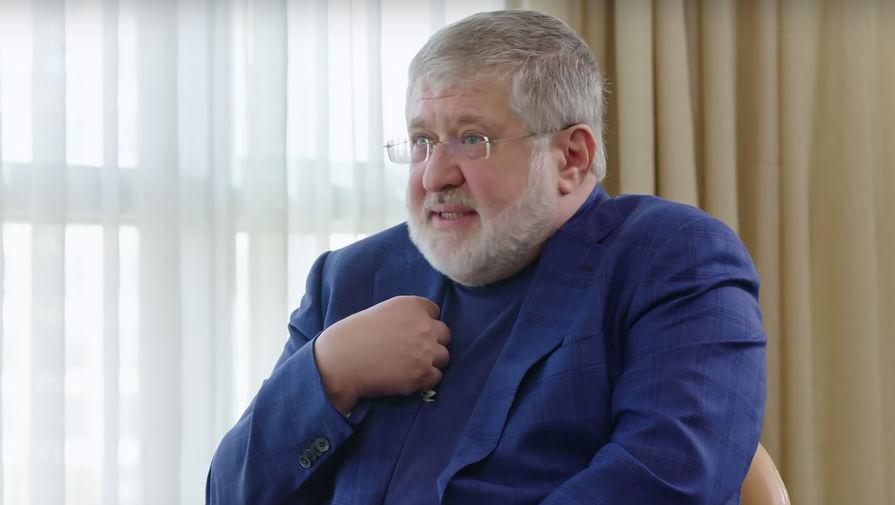 Коломойский рассказал, как обсуждал с Зеленским дефолт