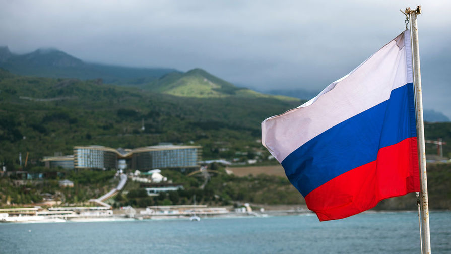 МИД Украины выразил протест из-за визита Медведева в Крым