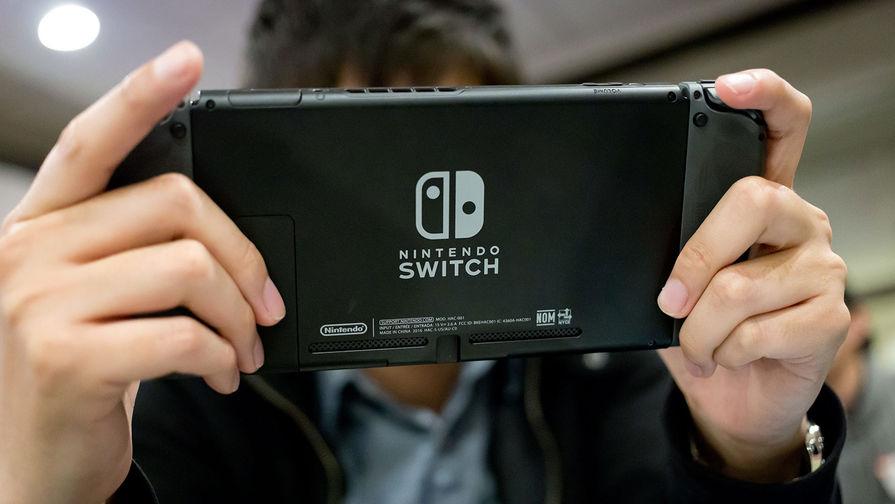 В 2021 году появится обновленная версия Nintendo Switch