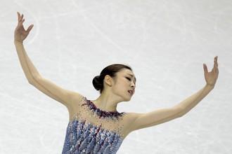 Олимпийская чемпионка Ванкувера триумфально вернулась в большой спорт