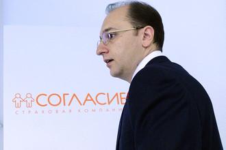 Собрание участников Страховой компании «Согласие» приняло решение о досрочном прекращении полномочий Эльнура Сулейманова