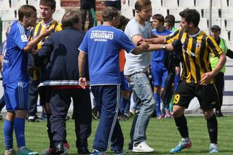Александр Кокорин пропустит семь матчей