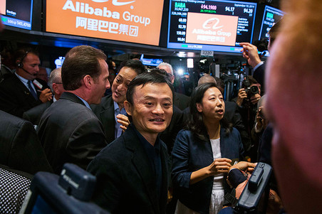 ����� ���������� IPO Alibaba Group ����������� � ����������