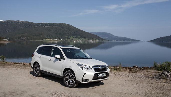 Кому подойдет Subaru Forester