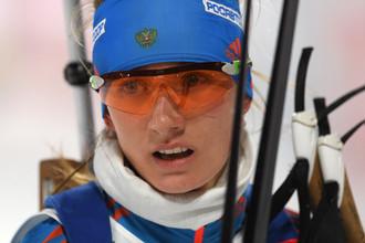 Светлана Миронова выиграла женский спринт на чемпионате России в Увате