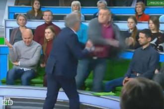 Довела Украина? Норкин об уходе из эфира НТВ