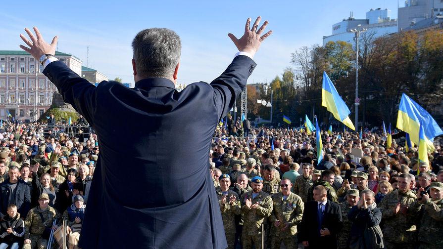 Участник Майдана рассказал, как пьянствовали Порошенко и Кличко