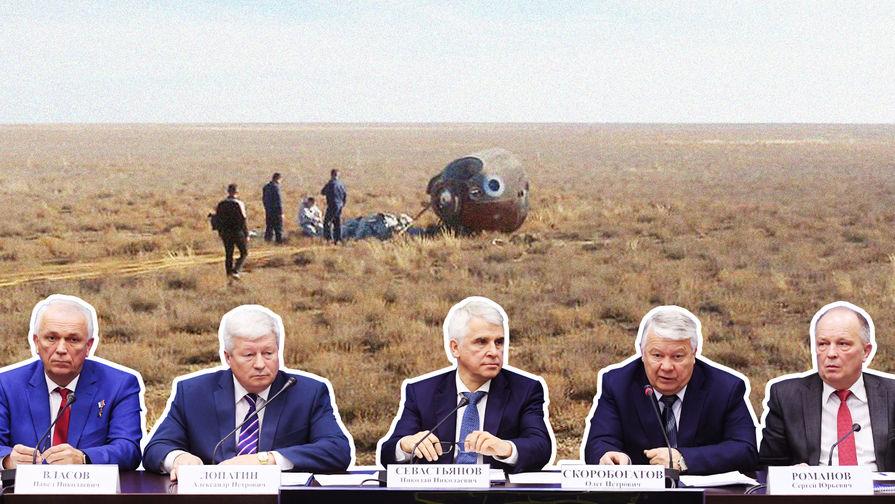В сборочном цехе Государственного космического научно-производственного центра имени М.В. Хруничева