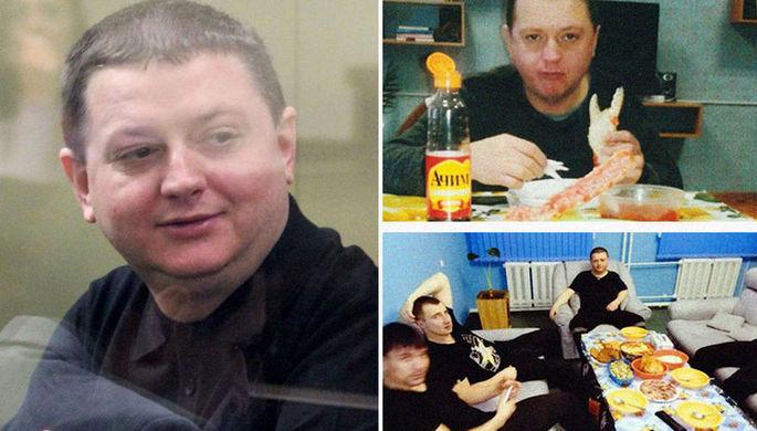 «Пиршество» на нарах: СКР расследовал дело Цеповяза