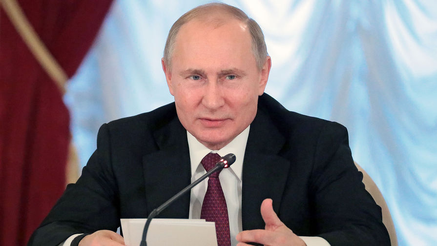 Путин ответил на выход США из ДРСМД