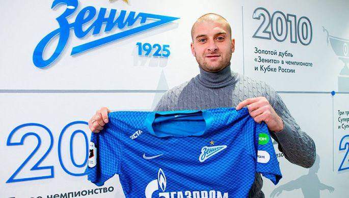 Денис Черышев в составе «Валенсии»