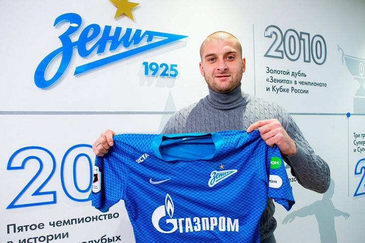 Украинский защитник Зенита рассказал, кого хотел в соперники по Лиге чемпионов