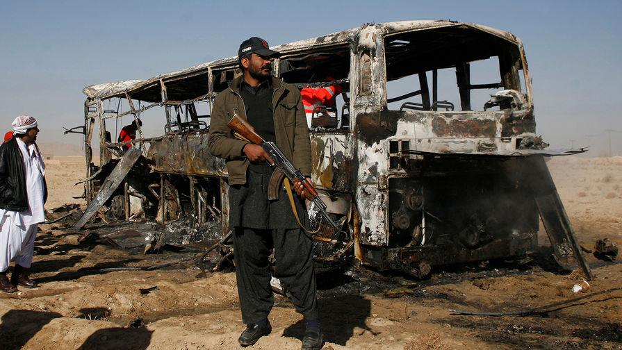 СМИ: число жертв взрыва в Иране превысило 40