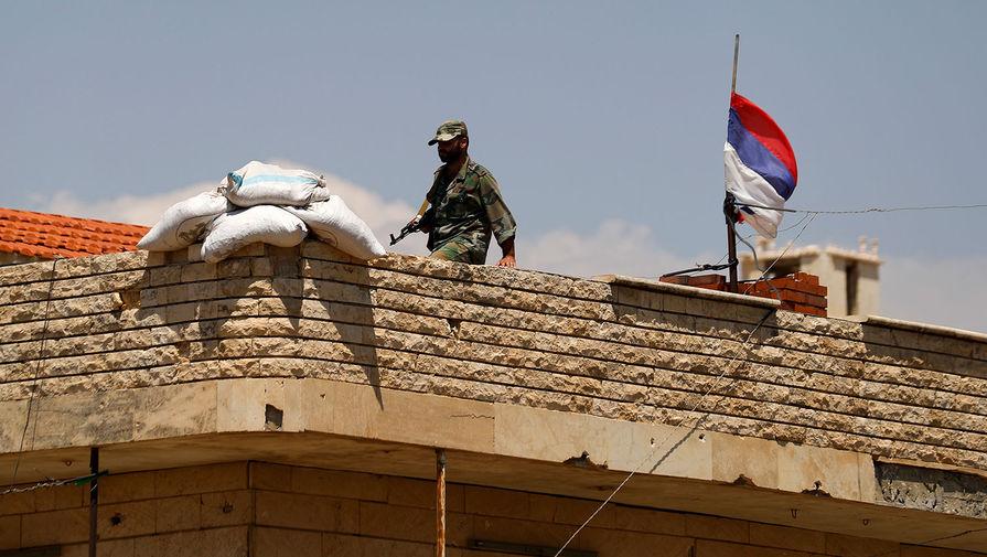 «Свыше тысячи нападений»: российские военные погибли в Сирии