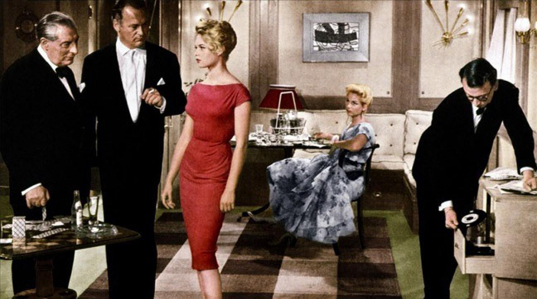 Кадр из фильма «И Бог создал женщину» (1956)